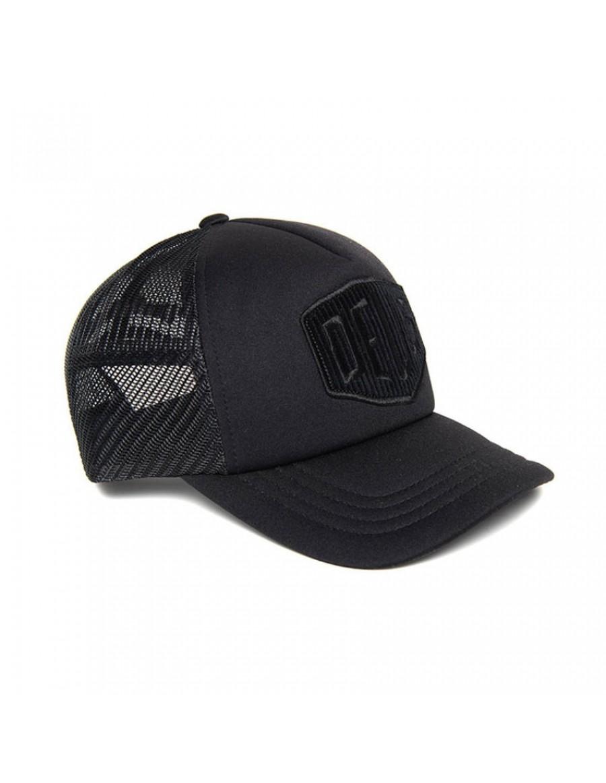 DEUS Hayward Shield Trucker cap - Black