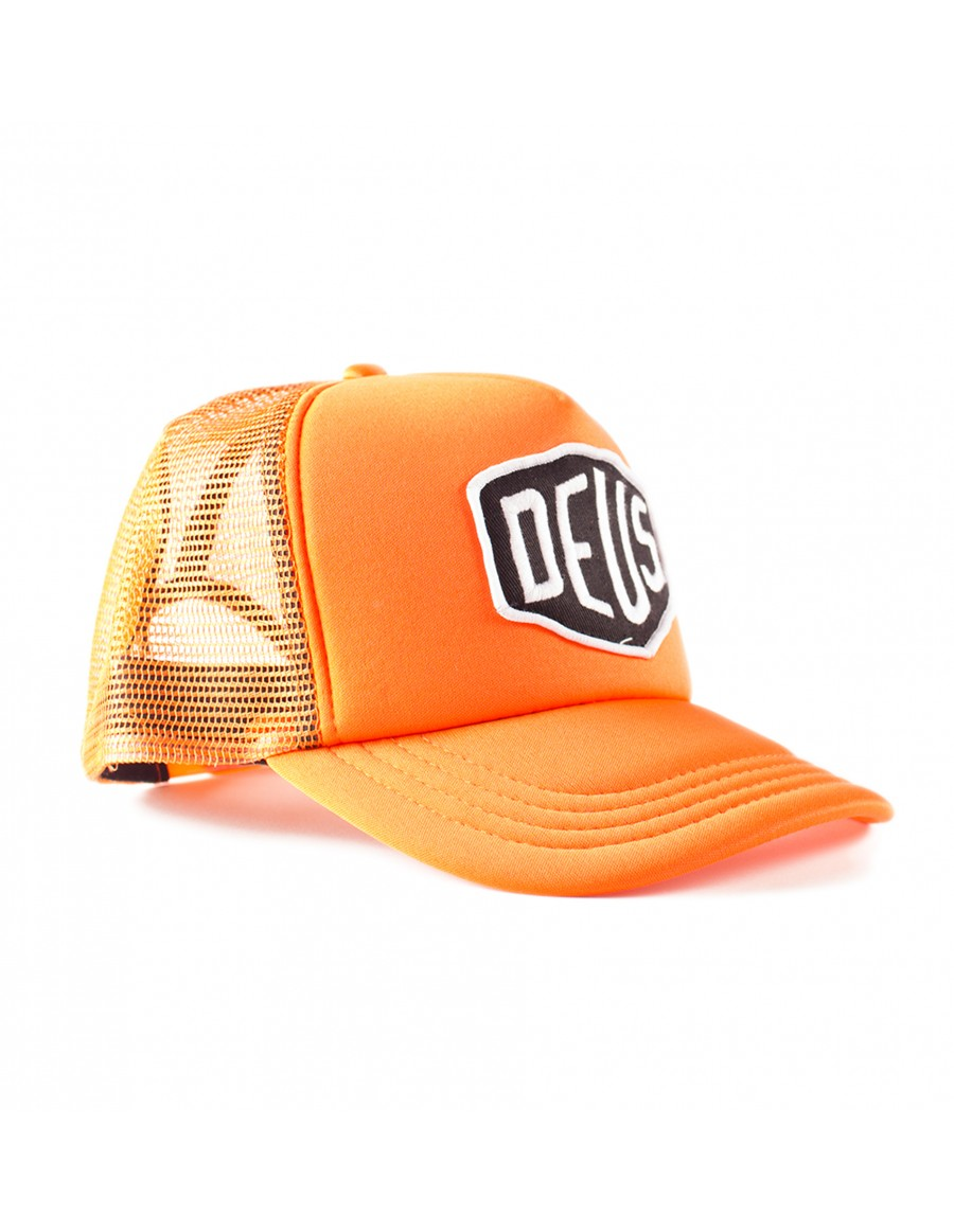 DEUS Baylands Trucker trucker cap - orange