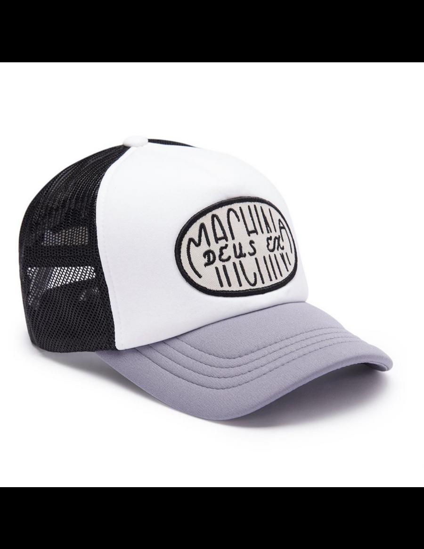 DEUS Capsule Trucker cap - Grey