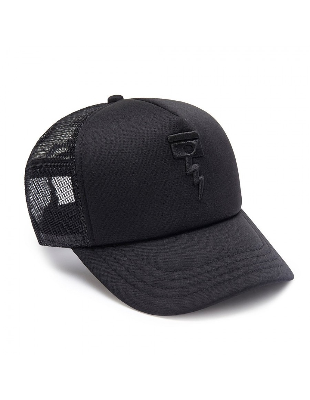 DEUS Hat Trucker November - black