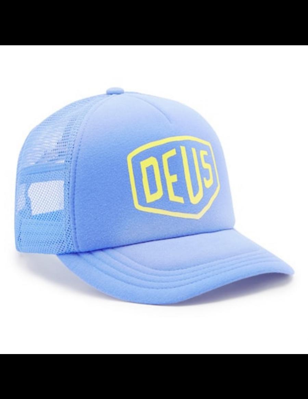 DEUS Sunburnt Trucker cap - Winter