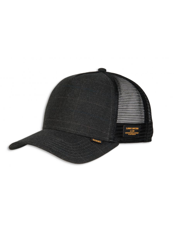 Djinn's HFT Sherlock Trucker Cap black