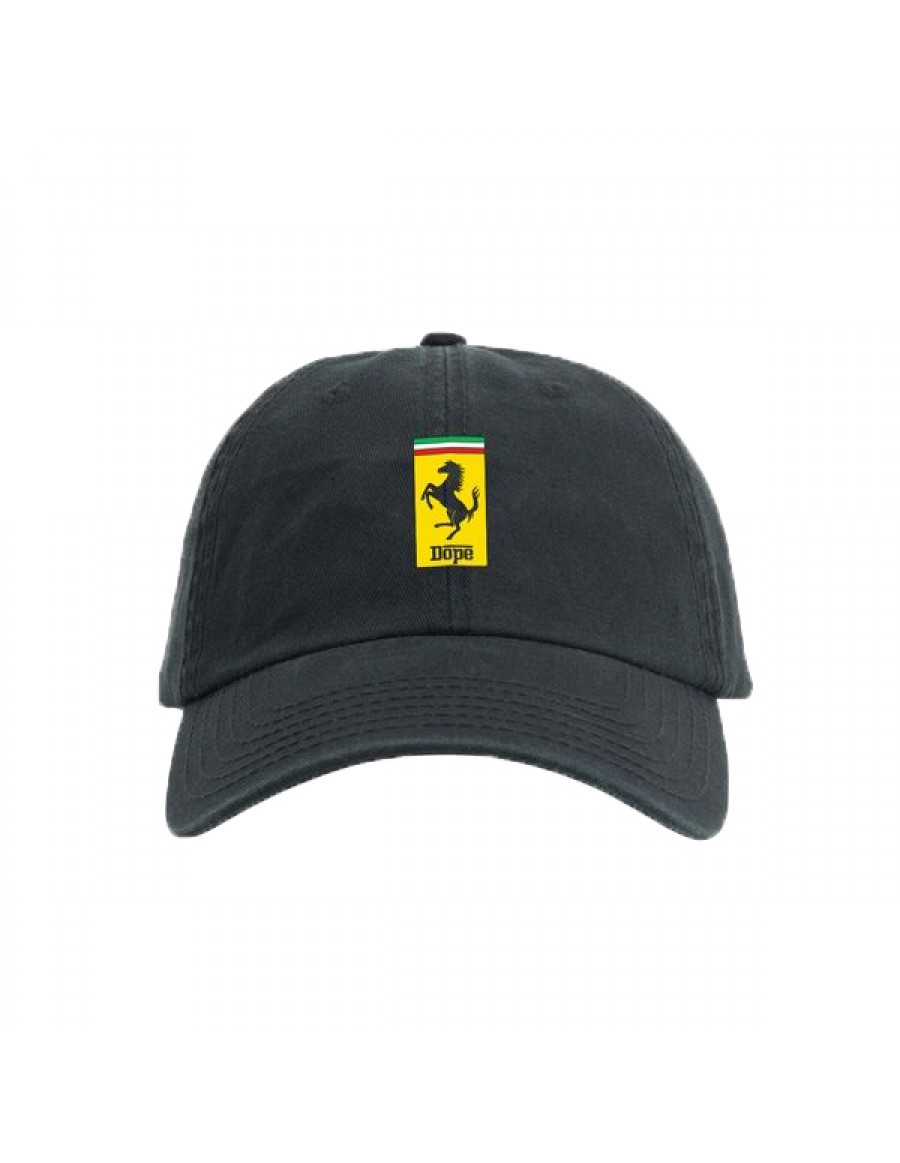 DOPE Enzo Dad hat - black