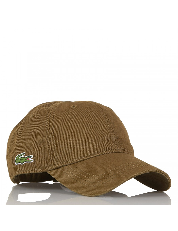 efa1bedcb01 Lacoste hat - Gabardine cap - Soldat - €34