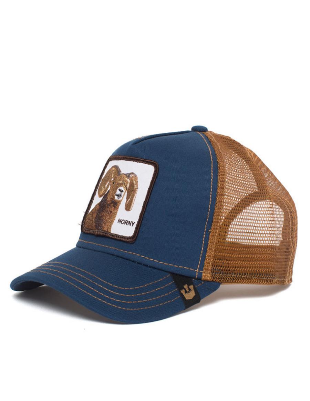 Goorin Bros. Big Horn Trucker cap - Navy