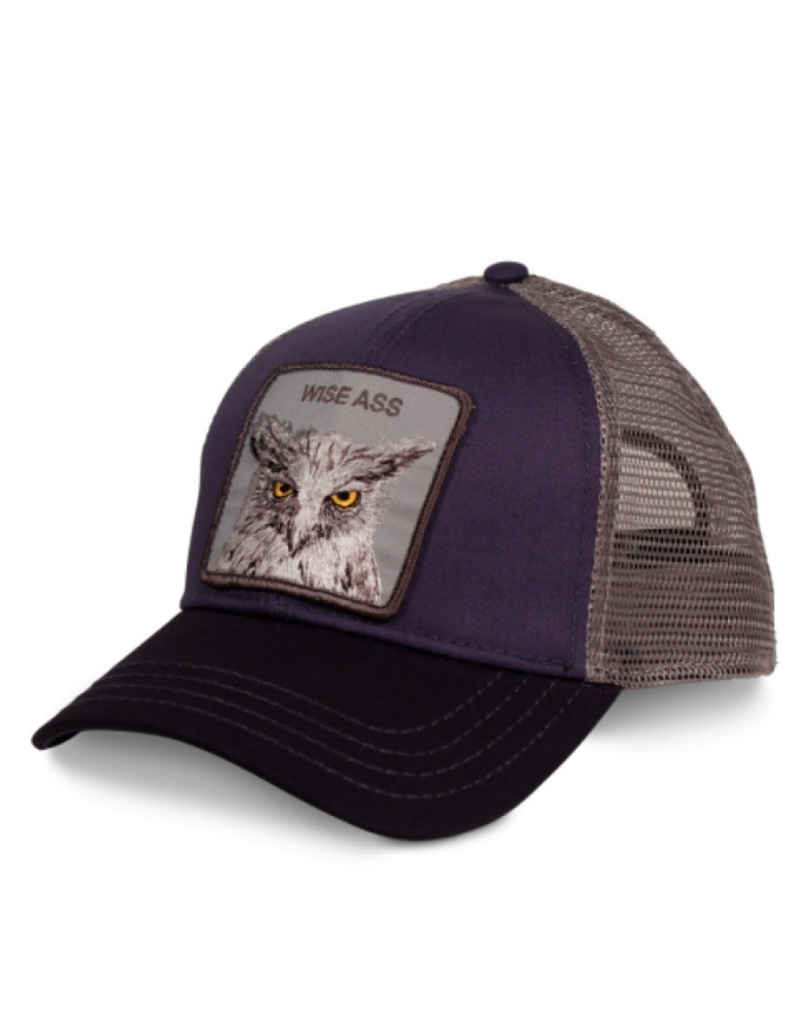 Goorin Bros. X the Owl Trucker cap