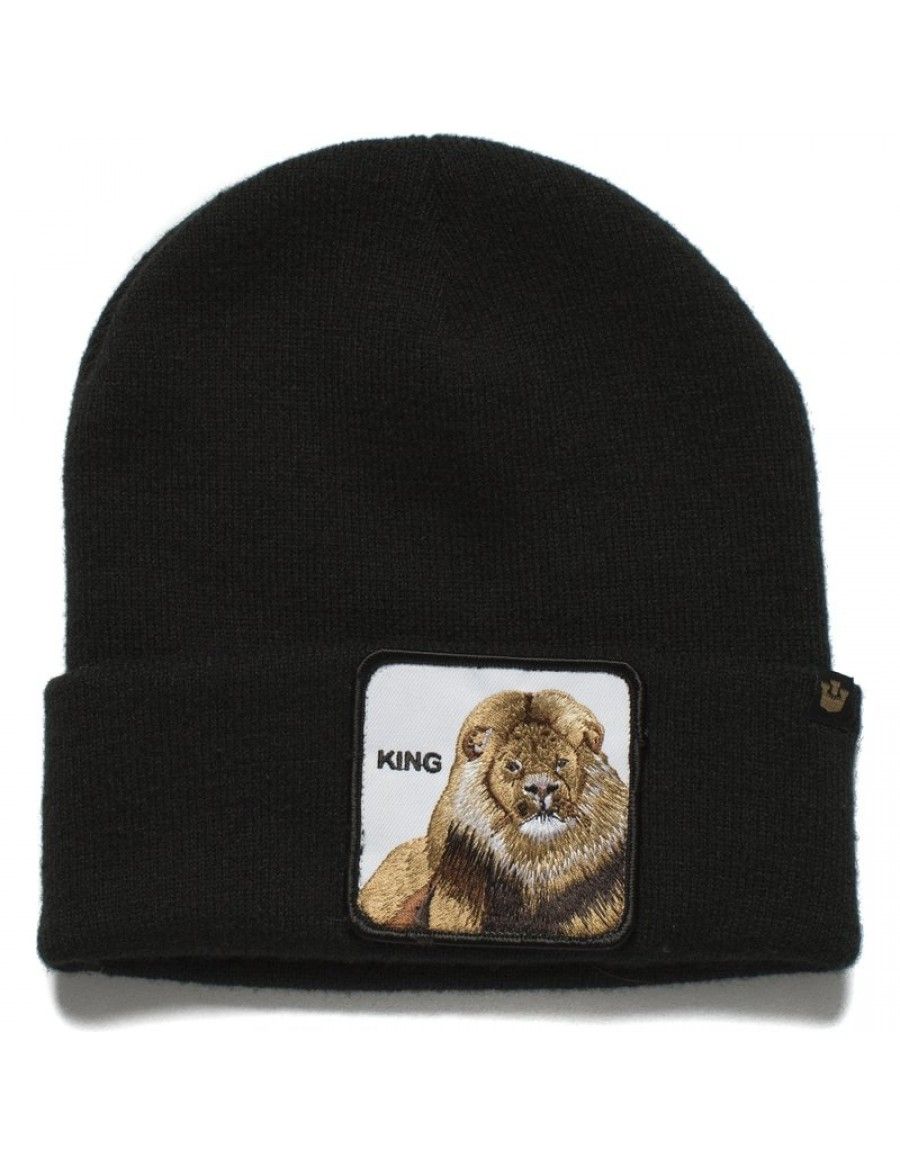 Goorin Bros. Hear Me Roar Beanie - Black