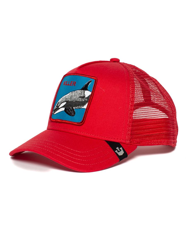Goorin Bros. Killer Whale Trucker cap - Red