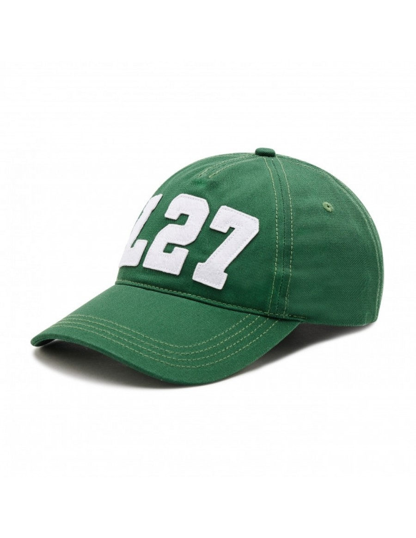 Lacoste cap - L27 Logo - Vert