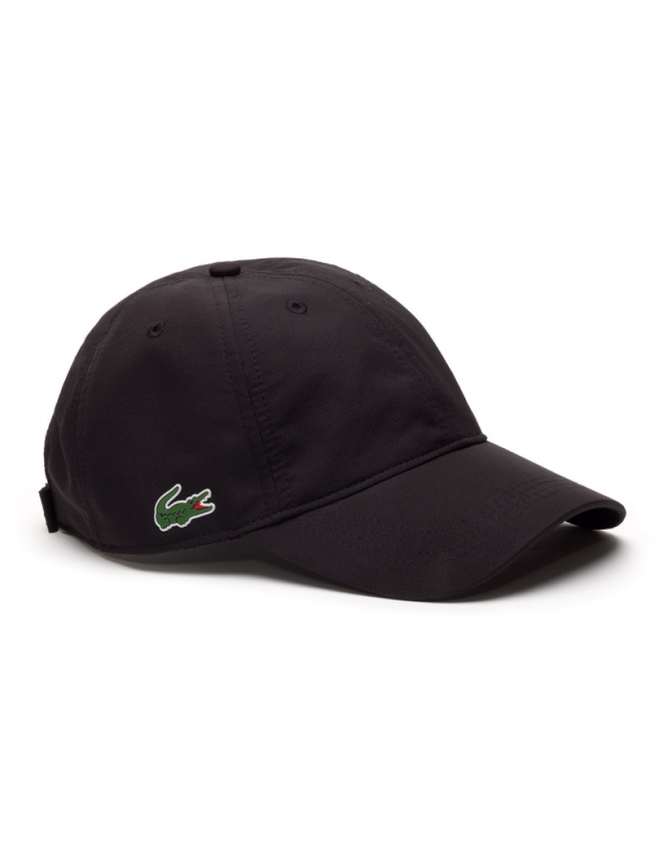 261e9c25a Lacoste hat - Sport cap diamond - black - €34