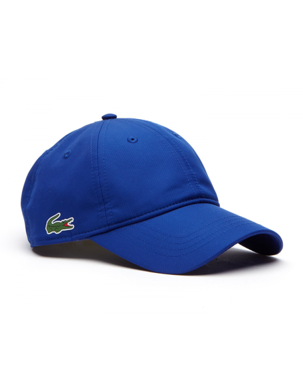 Lacoste hat - Sport cap diamond - france blue