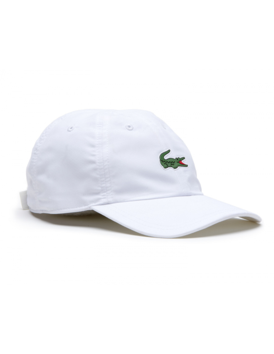Lacoste pet - Sport Microfiber Crocodile - white - SALE