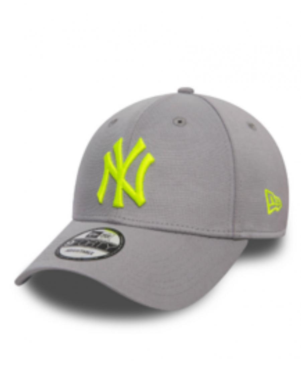 New Era 9Forty Jersey Pop (940) New York Yankees grey