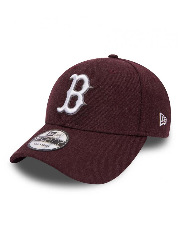 New Era 9Forty Seasonal (940) Boston Red Sox Maroon