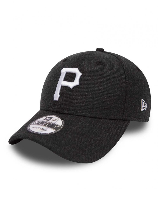 New Era 9Forty Seasonal (940) Pittsburgh Pirates Black