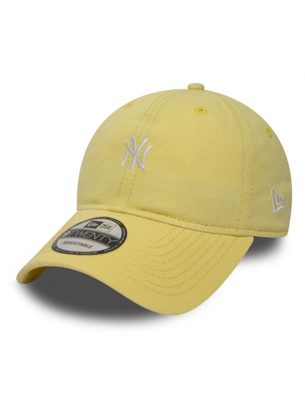 ... St Pastels  buy popular 14480 318f0 New Era 9Twenty Pastel (920) New  York Yankees - yellow ... 5fdb7e2868e