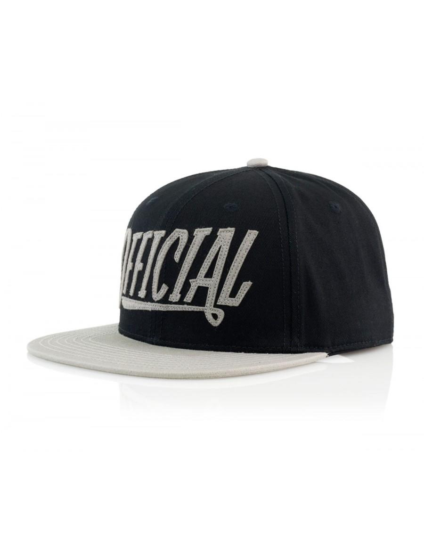 Official Cap Nation Snapback - black
