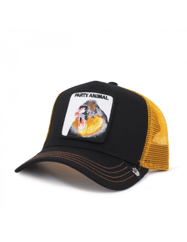 Goorin Bros. Party Animal Trucker cap - Black