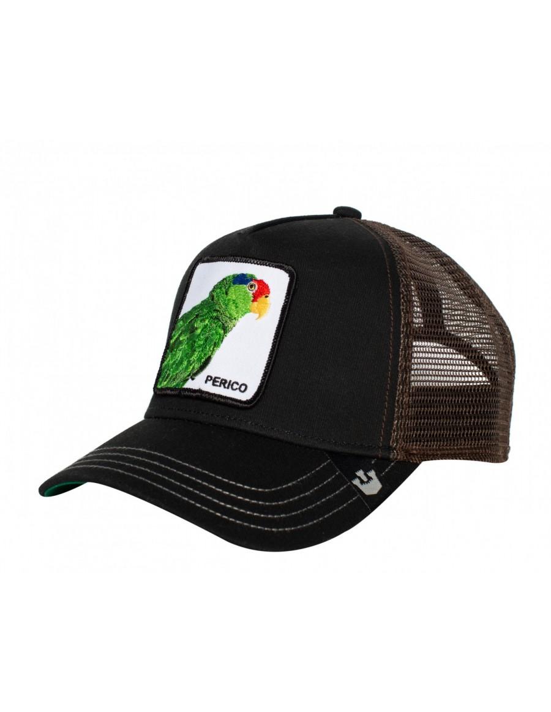 Goorin Bros. Perico Trucker cap - Black