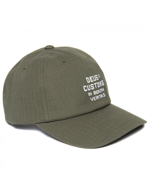 DEUS Riley cap - Forest Green