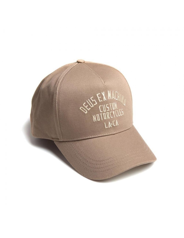 DEUS Buffalo Trucker cap - Taupe