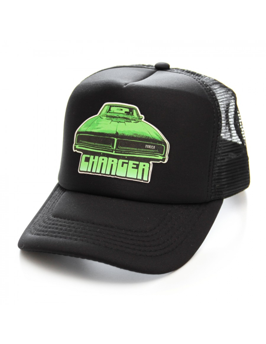 Toxico Charger trucker cap black - Sale