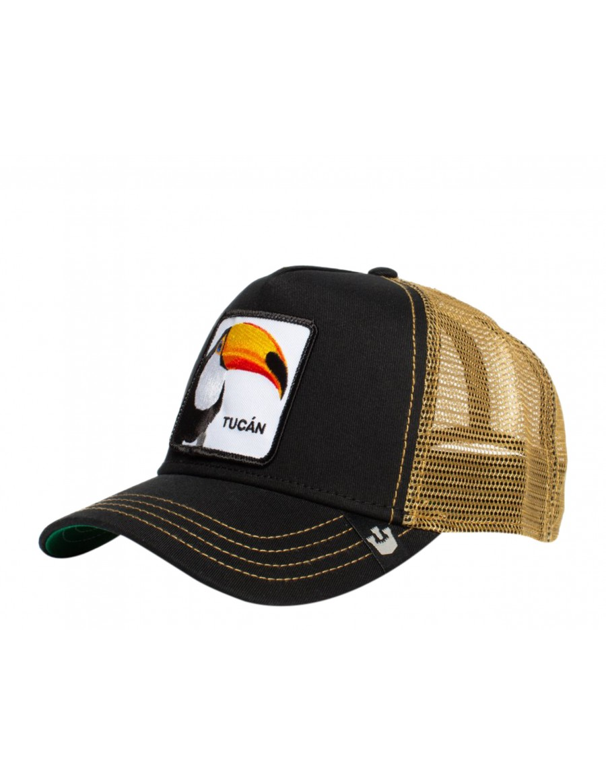 Goorin Bros. Tucan Trucker cap - Black