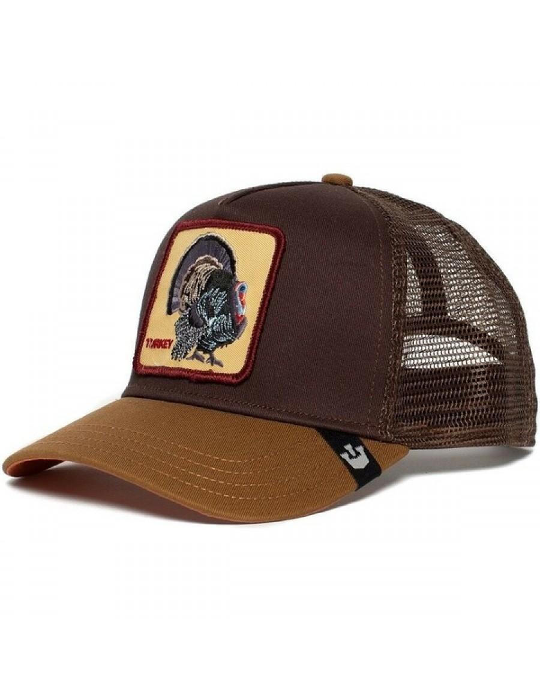 Goorin Bros. Wild Turkey Trucker cap - Brown