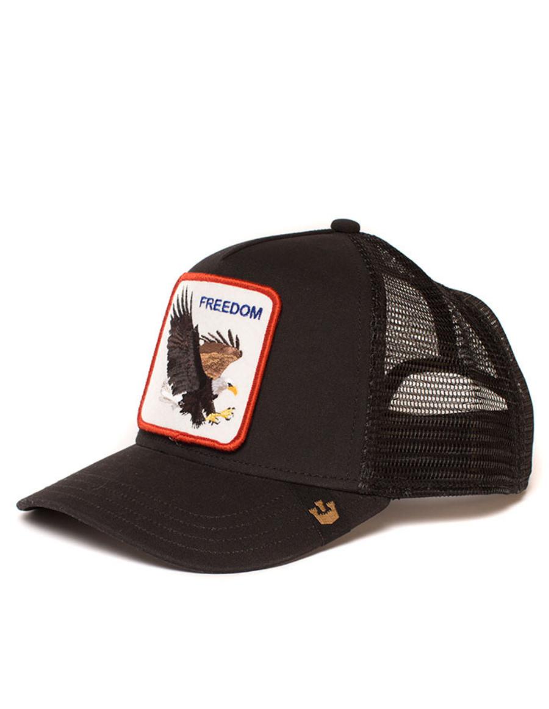162c71f0f7 Goorin Bros. Freedom Trucker cap - black- €34