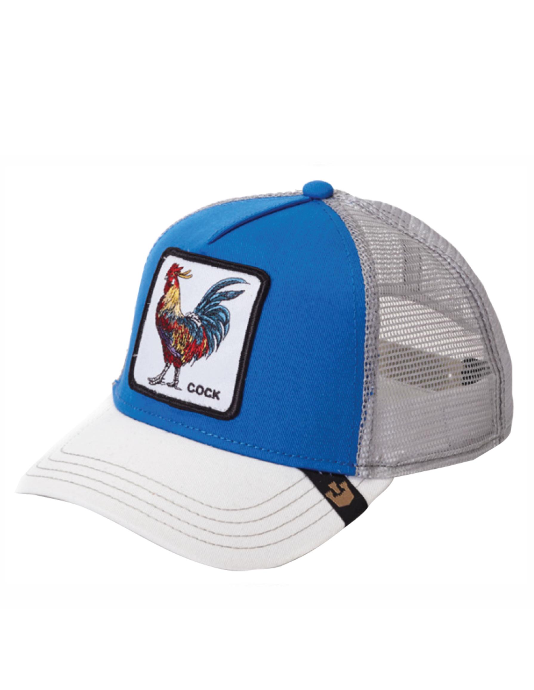 Goorin Bros. Gallo Trucker cap - Royal Blue - €34 545661f0e79c