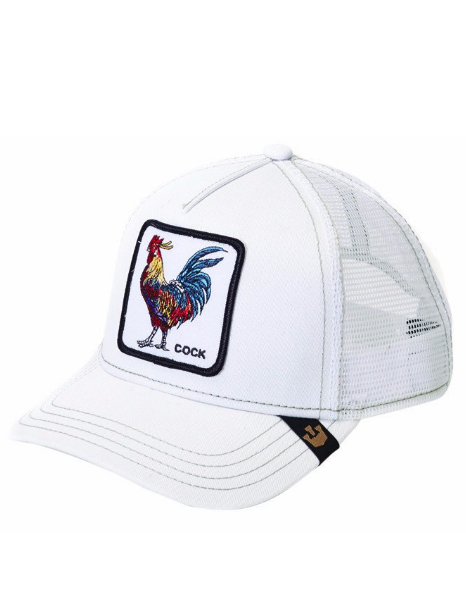 4c95bcc3 Goorin Bros. Gallo Trucker cap - White - €34,95 + LOW shippingcosts