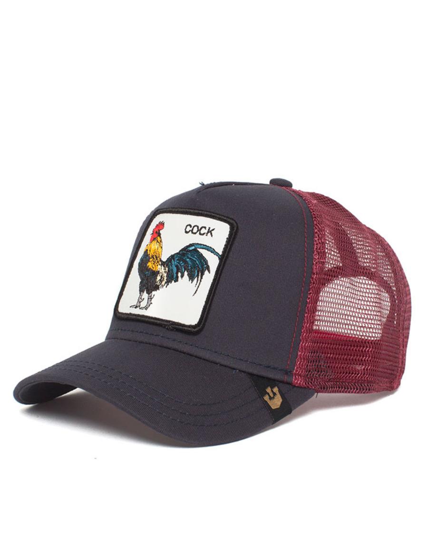 ae159da82ffc9 Goorin Bros. Pride Trucker cap - Blue - €34