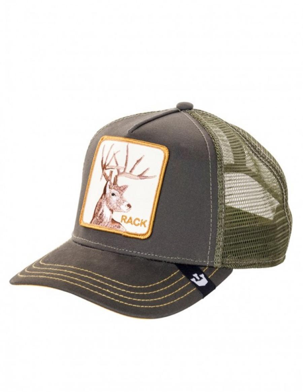 Goorin Bros. Rack Trucker cap - olive - €34 c7880eee504