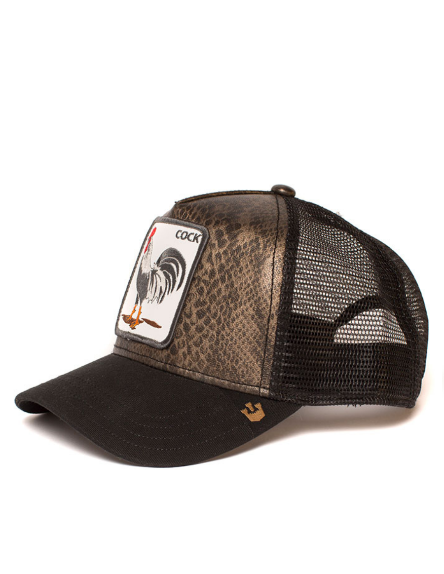 919786bd Goorin Bros. Rooster Tropical Trucker cap - Limited + LOW shippingcosts