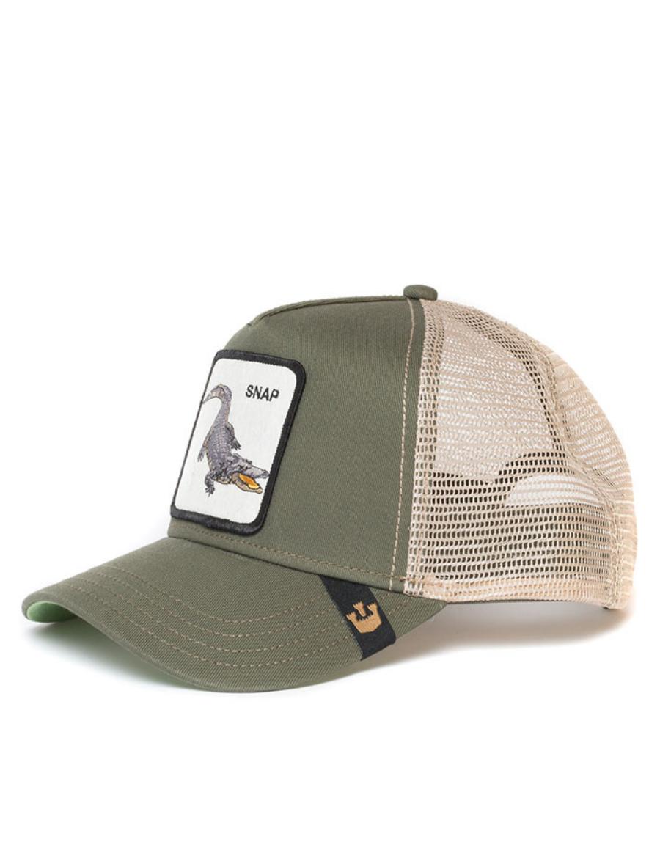 Goorin Bros. Snap At Ya Trucker cap - olive - €39 f00bec9f5d3e