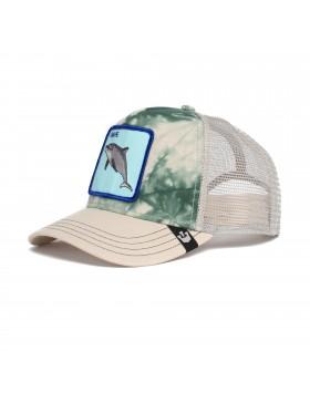 Goorin Bros. Plastic Death Trucker cap - Grey