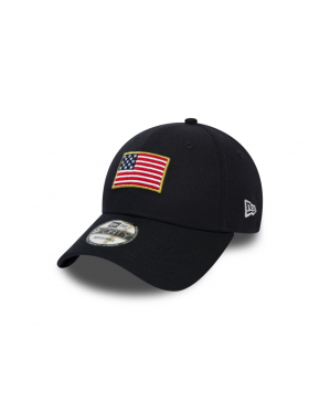 New Era Flagged 9Forty (940) USA - Blue