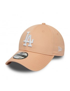 New Era 9Forty League Essential (940) LA Dodgers - Pink