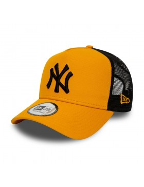 New Era League Essential AF Trucker cap NY Yankees - Yellow