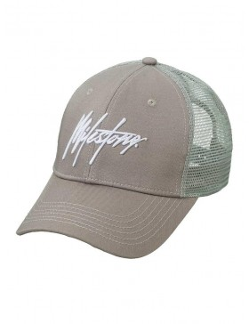 Milestone Relics Signature Trucker - Light Grey
