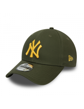 New Era 9Forty Colour Essential (940) NY Yankees - Olive