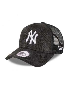 New Era Engineered Fit 2 Trucker cap NY Yankees - Black