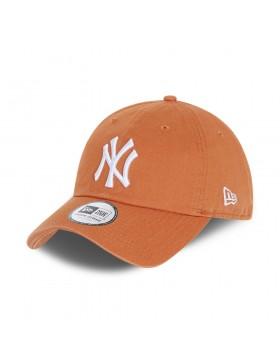 New Era 9Twenty Team CC (920) New York Yankees - Orange