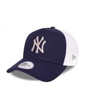 New Era Diamond Era Trucker cap NY Yankees - Navy Stone