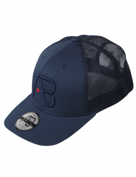 AB cap Retro Trucker - navy