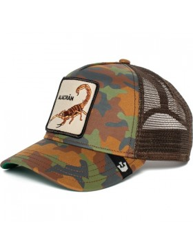 Goorin Bros. Alacran Trucker cap - Brown