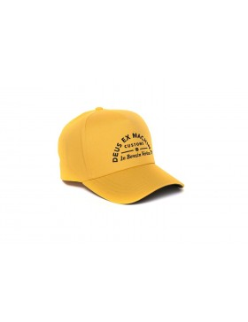 DEUS Benzin Trucker cap - Golden