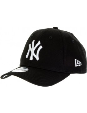 New Era 9Forty Curved cap (940) NY New York Yankees Kids - Black