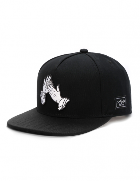 Cayler & Sons 8th Day snapback cap - black