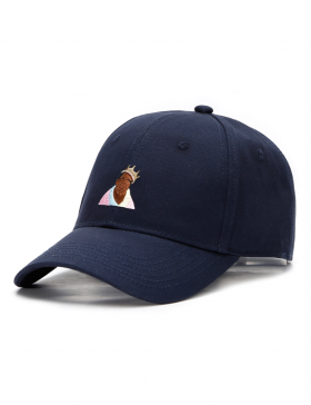 Cayler & Sons A Dream - Curved dad cap - navy